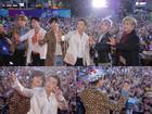 Tưởng 'hết thời', có ai ngờ đâu Super Junior vẫn chẳng khác nào ông hoàng trên thảm đỏ