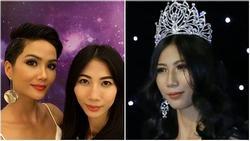 Từng tuyên bố kế nhiệm H'Hen Niê, 'thánh hài' Cao Ngân bị réo tên ngay thời khắc Hoa hậu Hoàn vũ Việt Nam 2019 khởi động