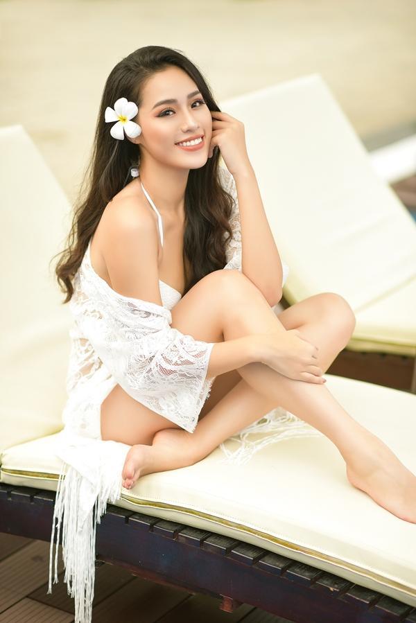 Bất ngờ trước danh tính MC 19 tuổi vừa đầu quân cho VTV: Body nóng bỏng, từng là đối thủ của Hoa hậu Trần Tiểu Vy-4