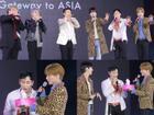 Chỉ bằng hộp giấy ăn, Super Junior thổi nến mừng sinh nhật cực hài cùng fan Việt ngay trên sân khấu