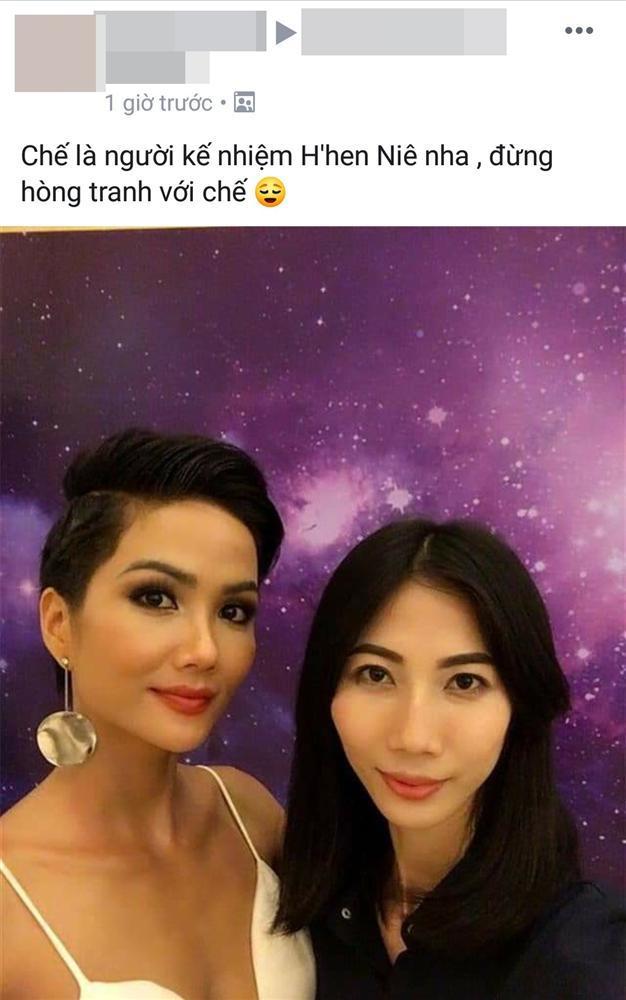 Từng tuyên bố kế nhiệm HHen Niê, thánh hài Cao Ngân bị réo tên ngay thời khắc Hoa hậu Hoàn vũ Việt Nam 2019 khởi động-2