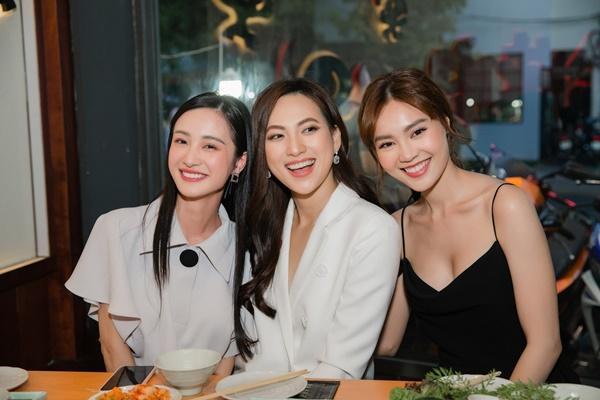 3 mỹ nhân Lan Ngọc - Jun Vũ - Phương Anh Đào bất ngờ đọ sắc, fan bối rối không biết về team ai-1