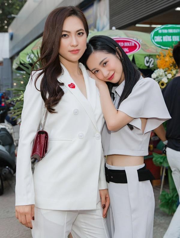 3 mỹ nhân Lan Ngọc - Jun Vũ - Phương Anh Đào bất ngờ đọ sắc, fan bối rối không biết về team ai-9