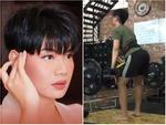 Trước khi lột xác sexy thành Hoa hậu Quận 10, Đào Bá Lộc từng có thời da bọc xương nhìn đến thảm thương-22