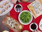 Đổi bữa cho gia đình bằng tiệc sushi ngon nhưng siêu đơn giản