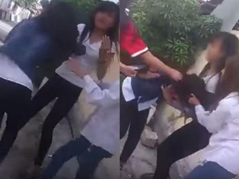 Ngoài vụ nữ sinh Hưng Yên bị đánh hội đồng đến hoảng loạn tinh thần, giới trẻ từng có muôn kiểu đánh nhau kinh thiên động địa-1