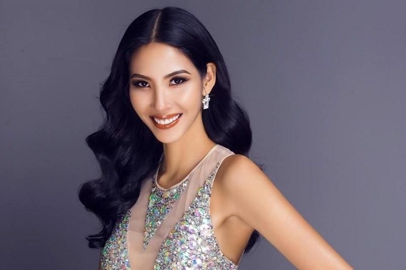 Journalist - who Lawyer: Really worried Hoang Thuy, when the rival Miss Universe 2019 is not only beauty, but brains too terrible-1