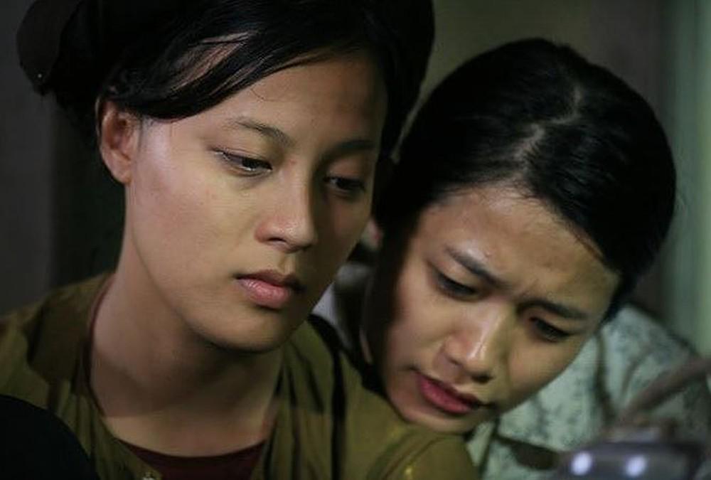 Chỉ vì mâu thuẫn cá nhân, những sao Việt này đã thẳng tay đánh bạn diễn trên phim trường-5