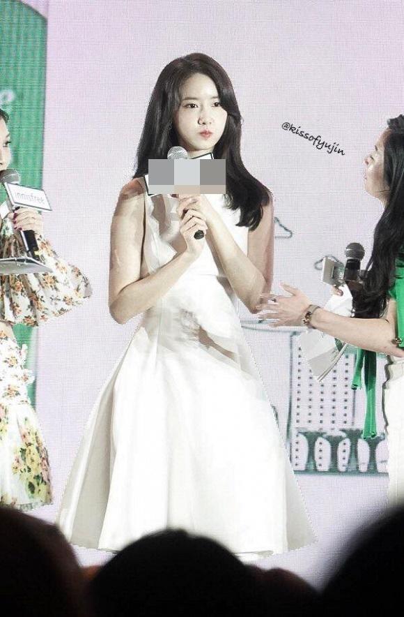 Yoona khuynh đảo Singapore với hình ảnh thiên thần váy trắng-1