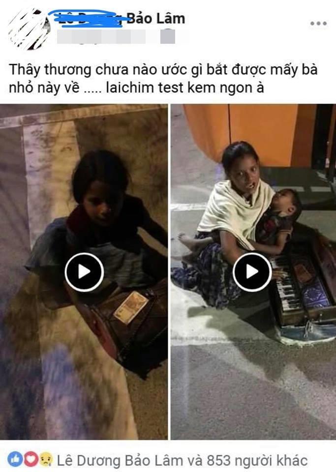 Muốn bắt trẻ em cơ nhỡ về để dễ livestream bán kem ngon, Lê Dương Bảo Lâm bị chửi sấp mặt vì vô nhân tính-1