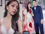 Trong khi bạn gái Duy Mạnh bị 'vùi dập tơi tả' thì người yêu Quang Hải lại nhận cơn mưa lời khen với style đi đám cưới thế này