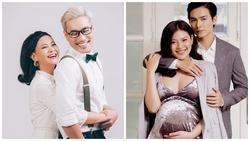 Tất cả chỉ là một CÚ LỪA: Cát Phượng mang thai ở tuổi 50, Chúng Huyền Thanh bầu bí lần 2 dù con đầu còn chưa kịp thôi nôi