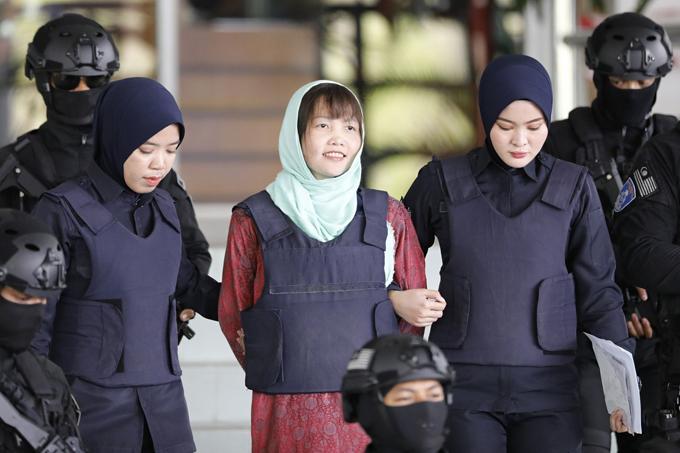 Đoàn Thị Hương mong làm ca sĩ, diễn viên sau khi tự do-1