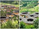 Khám phá quần thể nhà tường đất khổng lồ tại Trung Quốc