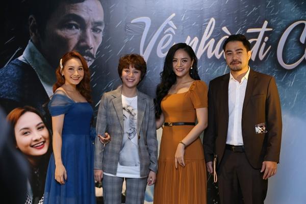 Thu Quỳnh: Tôi không muốn trở thành Cave của màn ảnh Việt-3