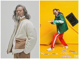 Người mẫu nam 65 tuổi 'phá đảo' làng thời trang Hàn Quốc