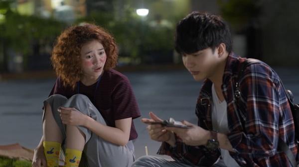 B Trần thổ lộ tình cảm với Lan Ngọc, Chi Pu đề nghị làm bạn gái Bình An trong tập 39 Mối Tình Đầu Của Tôi-2