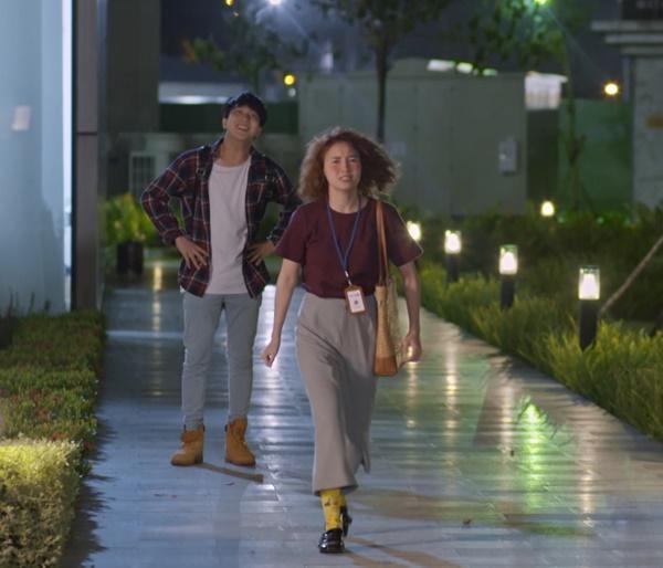 B Trần thổ lộ tình cảm với Lan Ngọc, Chi Pu đề nghị làm bạn gái Bình An trong tập 39 Mối Tình Đầu Của Tôi-4