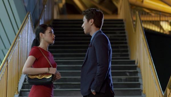 B Trần thổ lộ tình cảm với Lan Ngọc, Chi Pu đề nghị làm bạn gái Bình An trong tập 39 Mối Tình Đầu Của Tôi-6