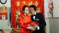 Xôn xao đám cưới của chú rể 'tha thu' kín mặt chiếm trọn spotlight ngày Cá tháng tư