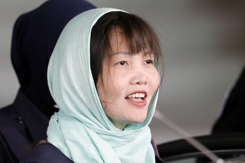 Đoàn Thị Hương - từ chiếc áo LOL đến nụ cười cô gái vừa thoát án tử-2