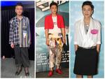 Tài tử một thời Huỳnh Tông Trạch khiến fan ngán ngẩm với phong cách thời trang ngày càng quái dị