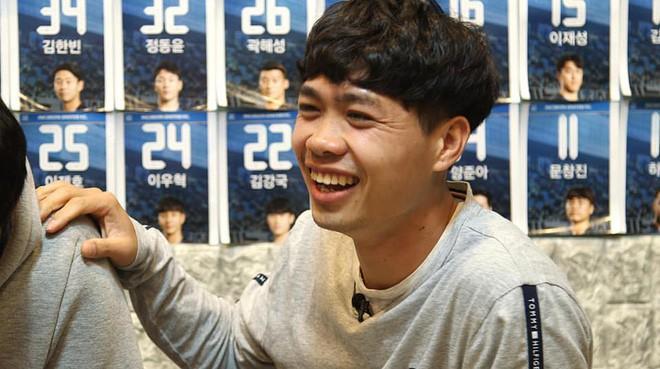 Sang Hàn gần 2 tháng, Công Phượng lần đầu chia sẻ kỉ niệm nhớ mãi không quên về chuyện là học trò của thầy Park-1