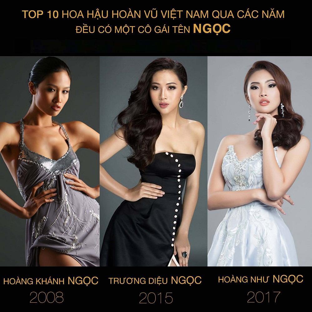 Trùng hợp giật mình 3 mùa Hoa hậu Hoàn vũ Việt Nam: Top 5 luôn có người đẹp tên Linh, top 10 luôn có mỹ nhân tên Ngọc-5