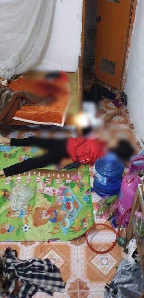 Lại GIẾT NGƯỜI YÊU vì mâu thuẫn tình cảm: Thanh niên thắt cổ, đâm chết bạn gái rồi tự tử trong phòng trọ-1