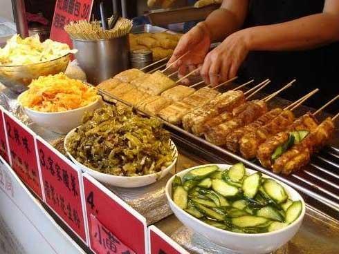 Món đậu phụ thối kinh dị nhưng nhiều người săn lùng khi đến Trung Quốc-2