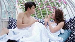 Anh Tú hé lộ cảnh nóng với Lan Ngọc trong 'Cua lại vợ bầu'