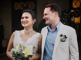 Chồng cũ diva Hồng Nhung bất ngờ cưới vợ mới sau gần 1 năm ly hôn