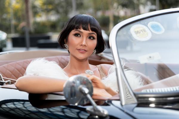 Chán tóc tém tomboy, Hoa hậu HHen Niê gây thích thú với kiểu tóc bob xinh tựa búp bê-3
