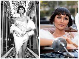 Chán tóc tém 'tomboy', Hoa hậu H'Hen Niê gây thích thú với kiểu tóc bob xinh tựa búp bê