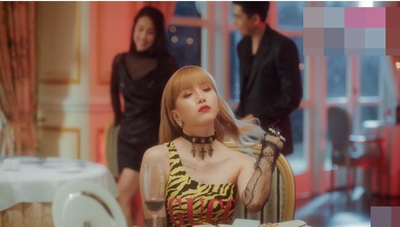 Đụng hàng bodysuit Gucci với đàn chị Hà Hồ - Huyền Baby, Thiều Bảo Trâm chẳng lép vế nhờ cách mix ấn tượng-4