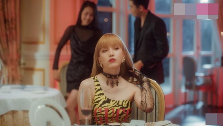 Đụng hàng bodysuit Gucci với đàn chị Hà Hồ - Huyền Baby, Thiều Bảo Trâm chẳng lép vế nhờ cách mix ấn tượng-1