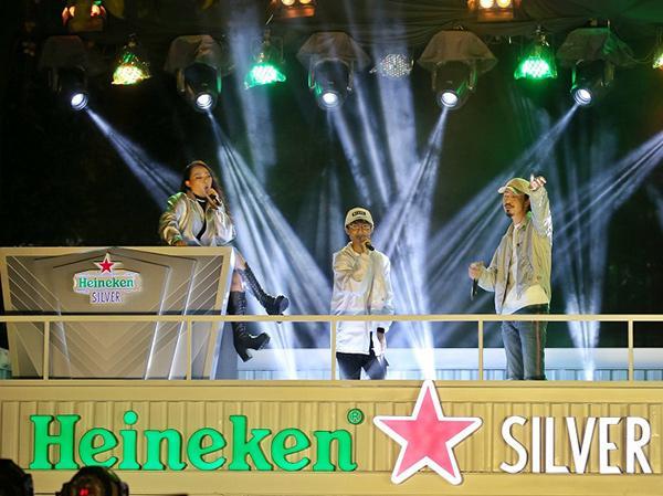 Tấp nập trải nghiệm Heineken Silver tại The World of Heineken-1