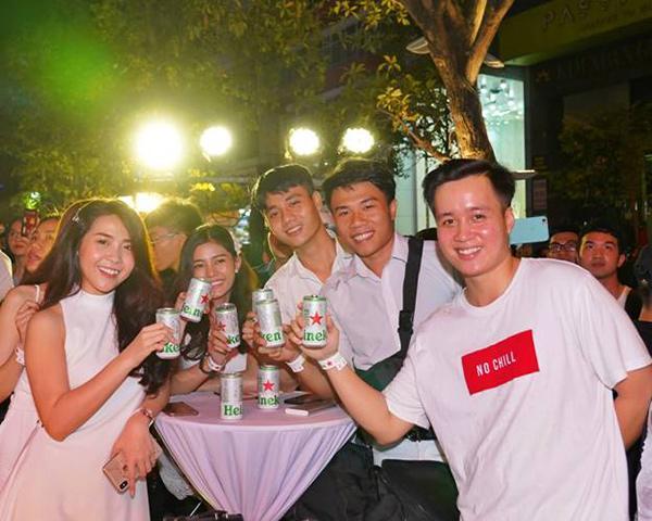 Tấp nập trải nghiệm Heineken Silver tại The World of Heineken-5