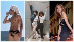STREET STYLE giới trẻ: Jun Vũ - Han Sara đọ eo con kiến, Hoàng Ku khoe body mà fan chỉ chú ý vào nơi nhạy cảm