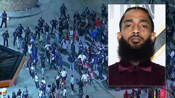 Bắt giữ nghi phạm bắn chết rapper Nipsey Hussle khiến làng nhạc Mỹ chấn động-1