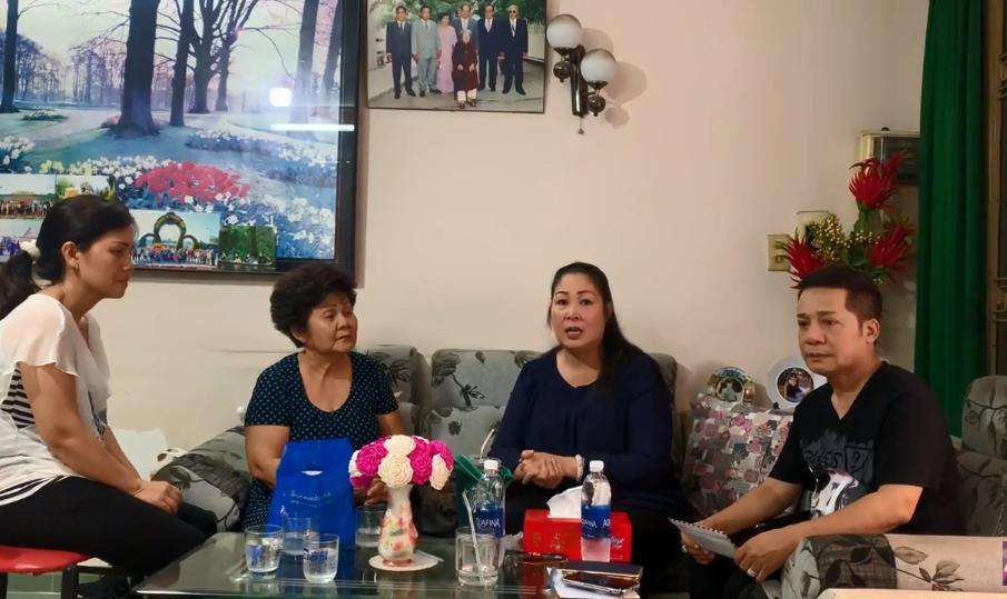 Gia đình cố nghệ sĩ Anh Vũ bật khóc khi đính chính lại thông tin không nhờ Hồng Vân quyên góp tiền-1