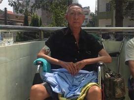 Nghệ sĩ Lê Bình bệnh trở nặng, bị liệt nửa người