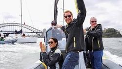Vợ chồng Hoàng tử Anh Harry - Meghan phá kỷ lục trên Instagram
