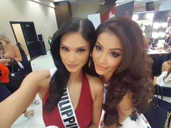 Đừng tưởng Hoa hậu Hoàn vũ Pia lùn mà dễ chặt, rất nhiều mỹ nhân Việt đình đám thần thái vẫn kém xa cô ấy-1