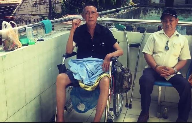 Bệnh trở nặng liệt nửa người, nghệ sĩ Lê Bình vẫn trăn trở: Thương Anh Vũ ra đi trẻ quá-1