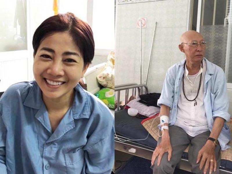 Bệnh trở nặng liệt nửa người, nghệ sĩ Lê Bình vẫn trăn trở: Thương Anh Vũ ra đi trẻ quá-5