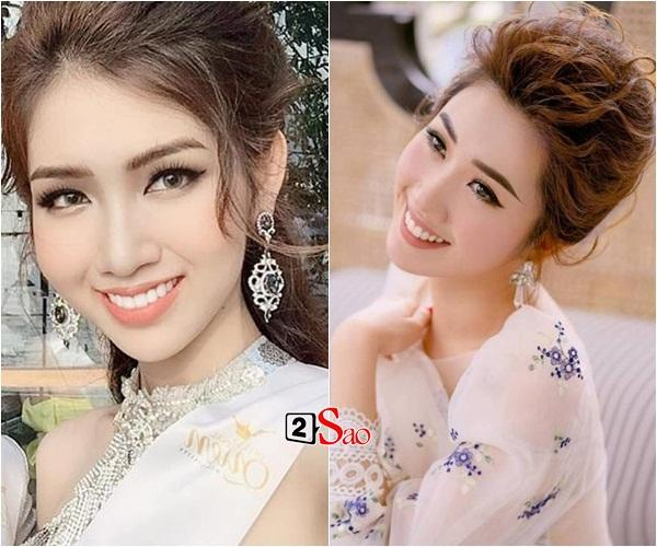 Hôm trước còn là song sinh của Thúy Ngân, hôm nay hoa hậu chuyển giới Nhật Hà đã lại giống Bảo Thy như lột-6