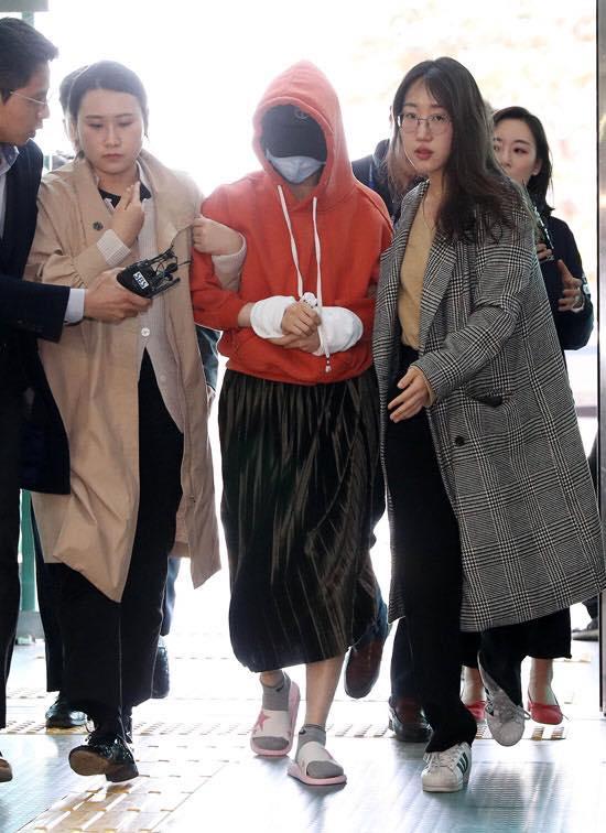 Hôn thê cũ của JYJ Park Yoochun bị bắt do buôn bán ma túy và dùng video sex đe dọa người khác-6