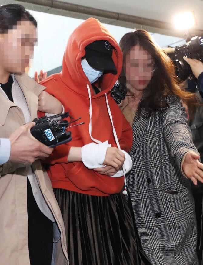 Hôn thê cũ của JYJ Park Yoochun bị bắt do buôn bán ma túy và dùng video sex đe dọa người khác-7