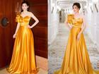 'Đụng hàng' váy áo, Á hậu Hoàng Dung vẫn đẹp nổi bật